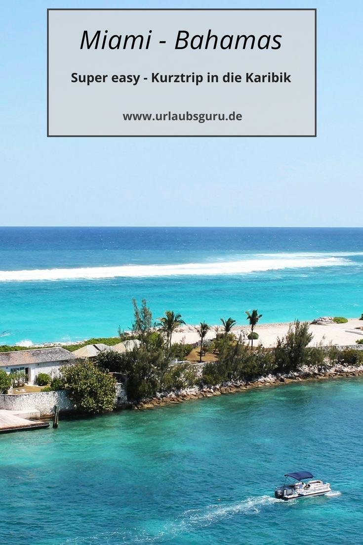 Günstig von Miami auf die Bahamas | Urlaubsguru.de