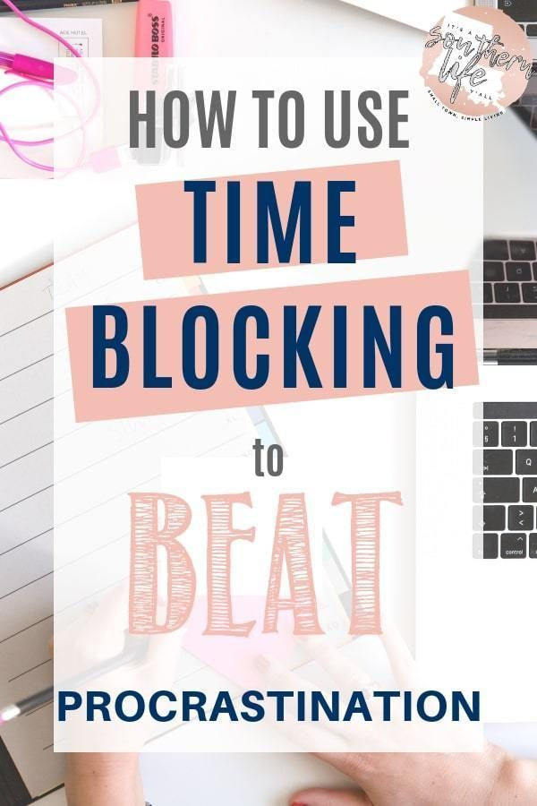 How to be highly productive every single day by using time blocking  How to be highly productive every single day by using time blocking