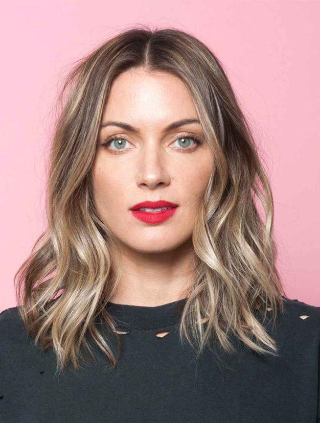 Les Plus Beaux Carres Mi Longs Vus Sur Pinterest Cheveux Mi Long