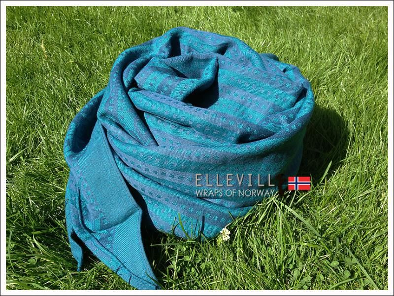 Norwegian Style From Ellevill Wraps Of Norway Simply Georgeous