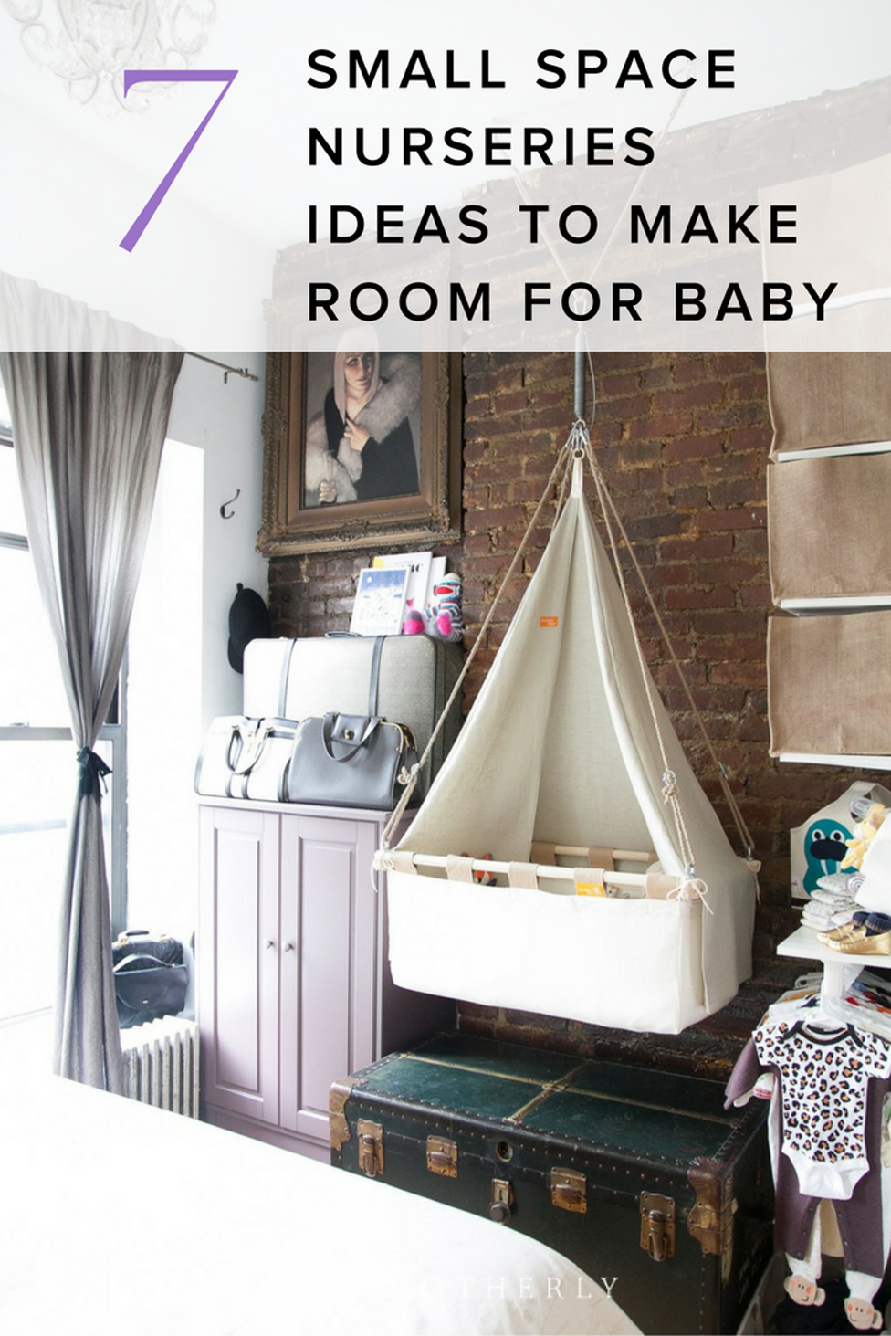 Do i need a nursery creative ways to make room for baby even in