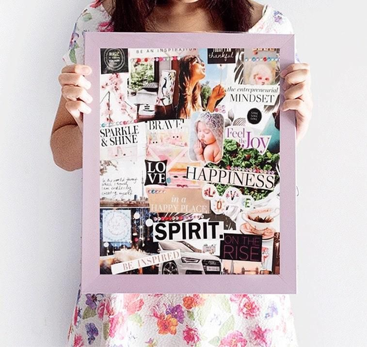 51 Vision Board Ideas for Your Important Goals in 2022