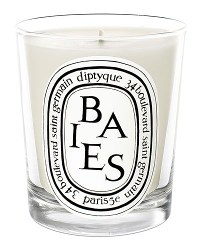 Diptyque Baies Scented Candle // $60 // #AdrianJamesHoliday #giftguide
