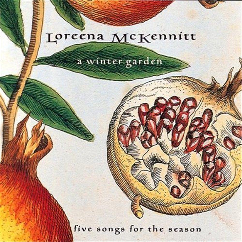 loreena mckennitt a winter garden 1995 music pinterest