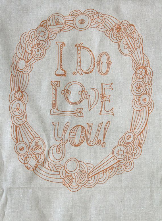 I Do Love You Embroidery Sampler Pattern Embroidery Sampler