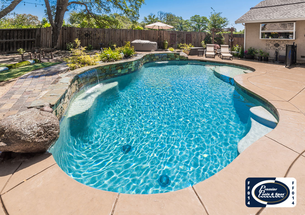 Freeform Swimming Pools Premier Pools Spas Pool Builders And Contractors Swimming Pools Spa Pool Pool