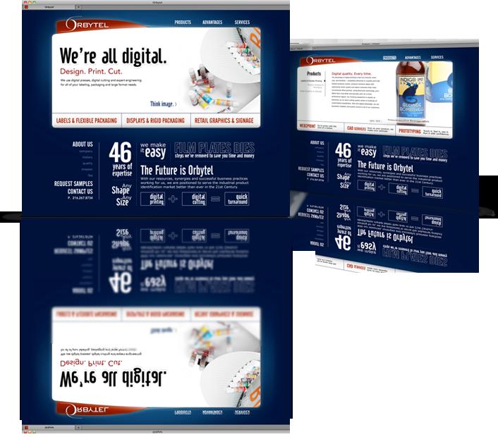 Orbytel Creative Websites Web Design Agency Web Marketing
