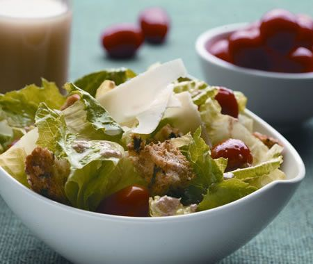 Lemon caesar salad recipe diabetic receipes pinterest recetas lemon caesar salad recipe forumfinder Gallery