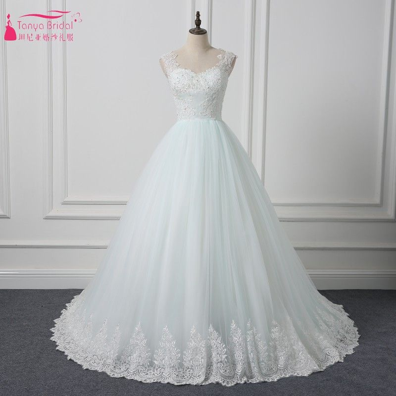 Find More Wedding Dresses Information about Lace Style Wedding ...