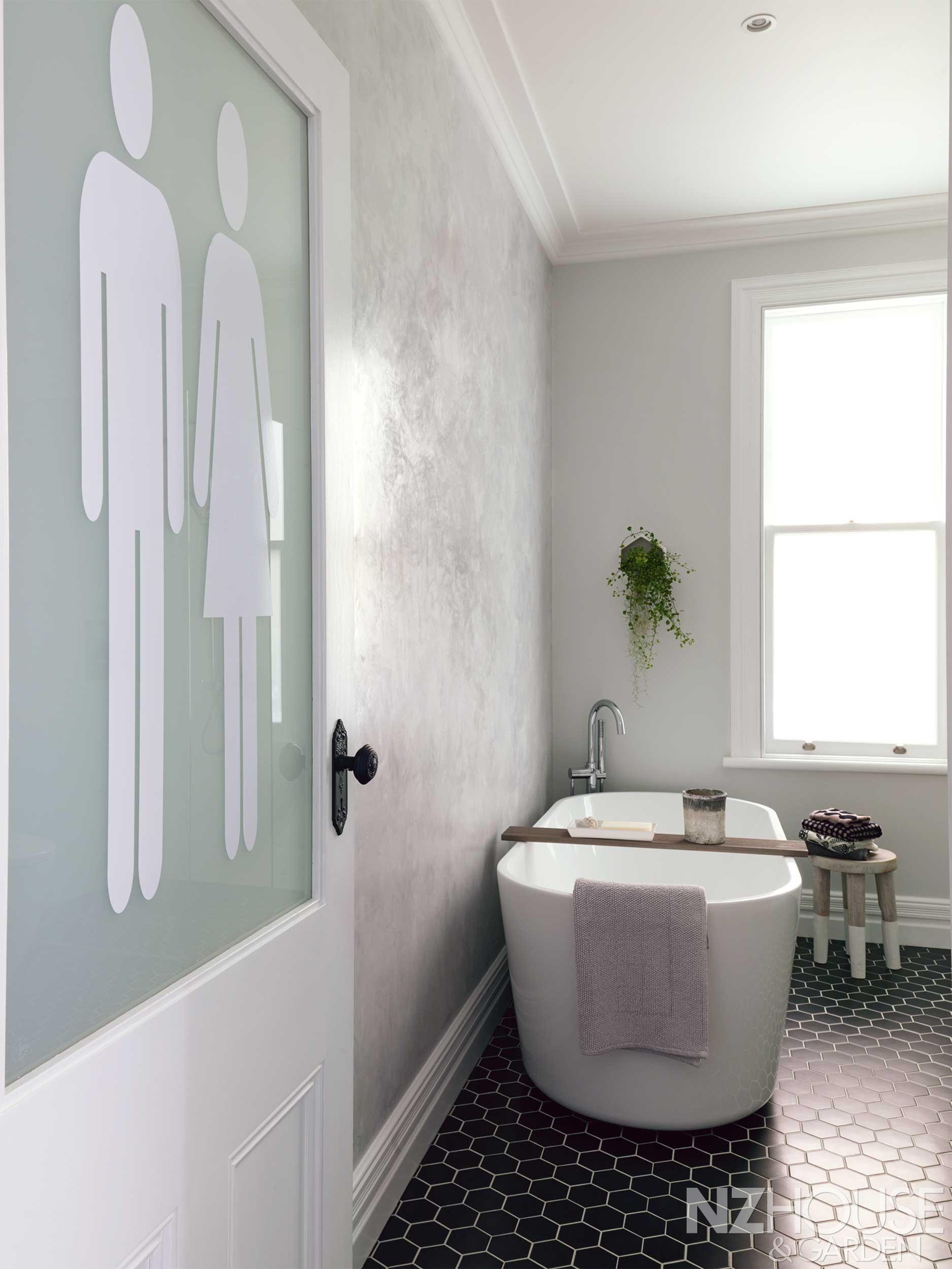 Interior Of The Year Bathroom Winner 2014 Nz House And Garden