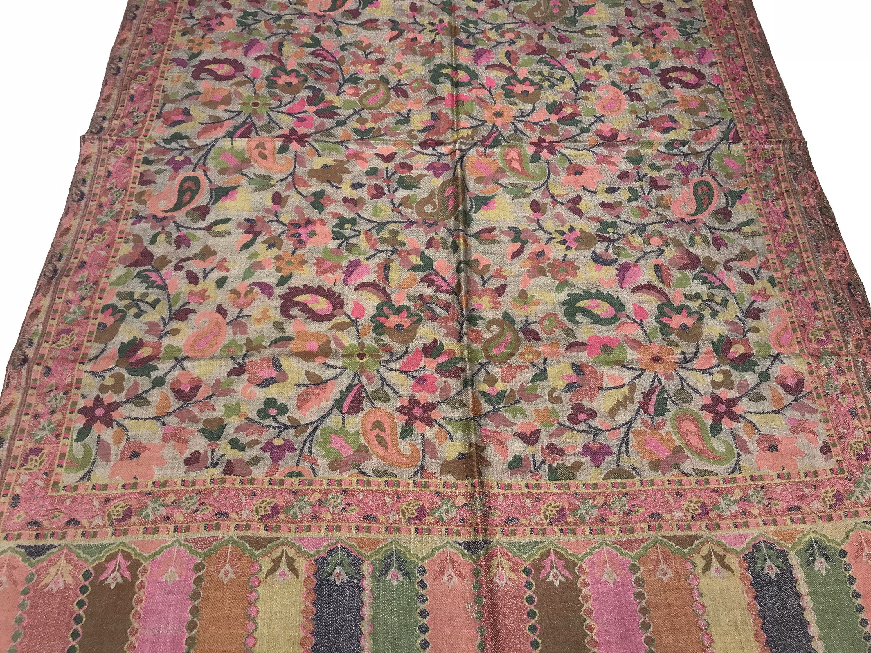 d518845cf4 Kani Scarf, Pure Wool Scarf/Shawl, Woven Art, Women Scarf, Stole ...