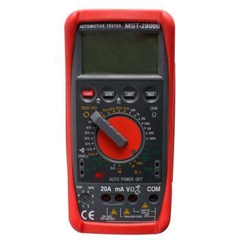 Universal Meter Digital AVO meter DMM Multimeter digital Multiteser MST-2800B (digital Multiteser MST-2800B) - China Automotive Digital M...
