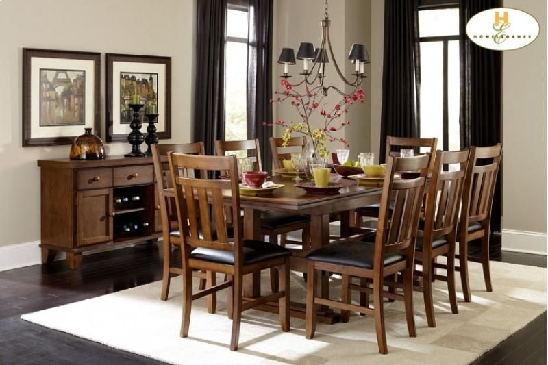 Swell 139990 By Homelegance In Scottsdale Az Dining Table Download Free Architecture Designs Crovemadebymaigaardcom