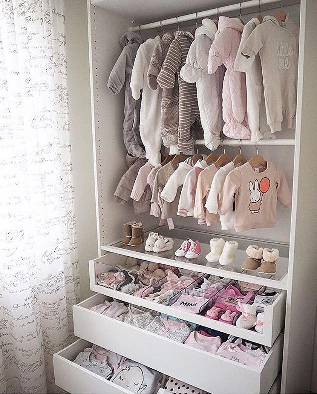 Pin Von Nadine Fells Auf Kinderzimmer Mit Bildern Ikea Babyzimmer Baby Schrank Kleinkind Madchen Zimmer