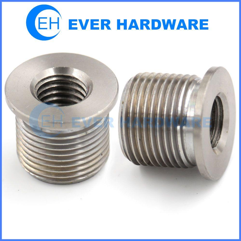 Https ever hardware external thread nut stainless