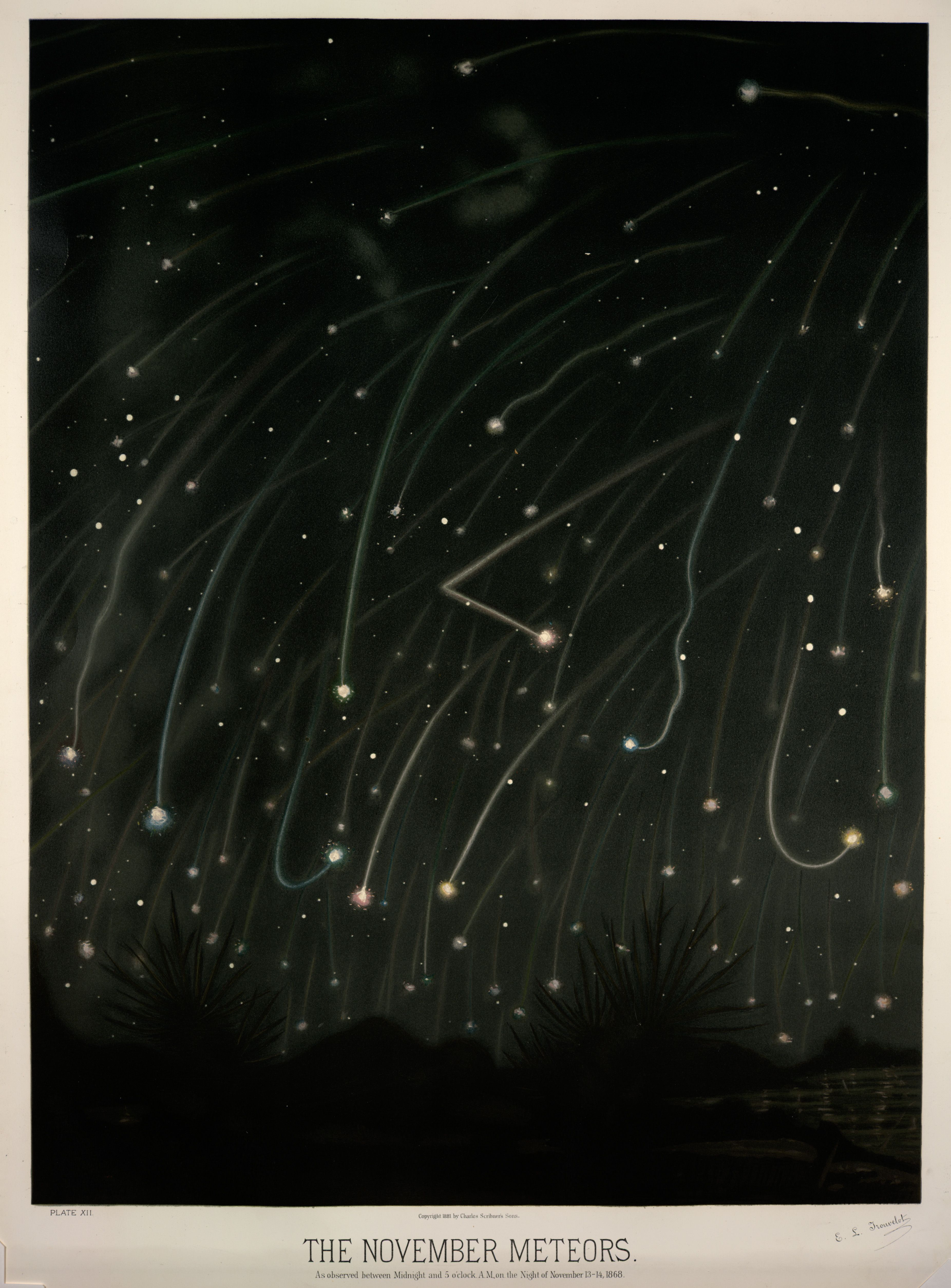 The Leonid meteor shower is tonight! Before you watch