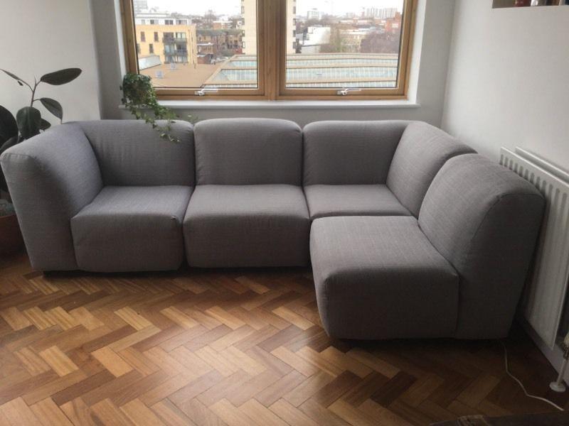 Marks and Spencer New Modular Sofa on Gumtree. Loft Mylo unit. I ...