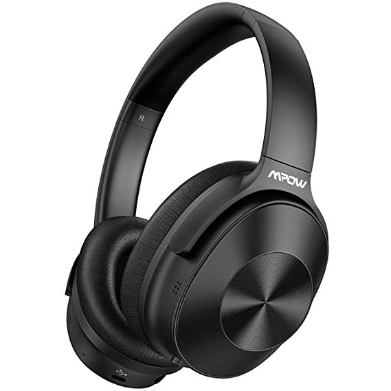 Amazon Com Mpow Hybrid Noise Cancelling Headphones Upgraded Bluetooth Headphones Over Ear Noise Cancelling Headphones Noise Cancelling Wireless Headphones