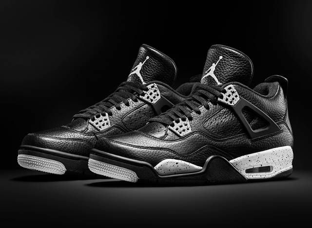 new style 071c5 dfa9d ... shop the nike air jordan 4 oreo launches saturday. thesolesupplier  products nike air jordan 4 ...