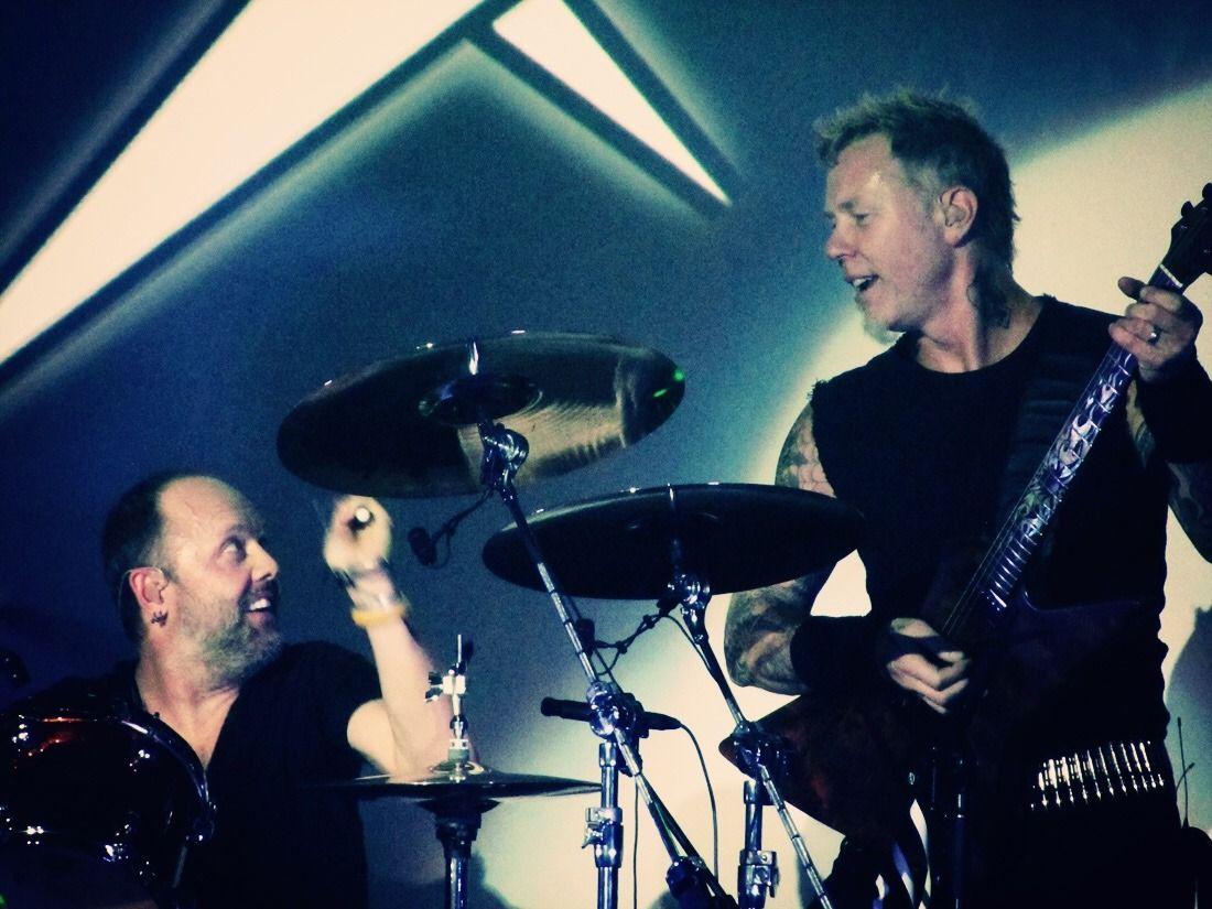 Pin by mnbornlight on METALLICA | Metallica band