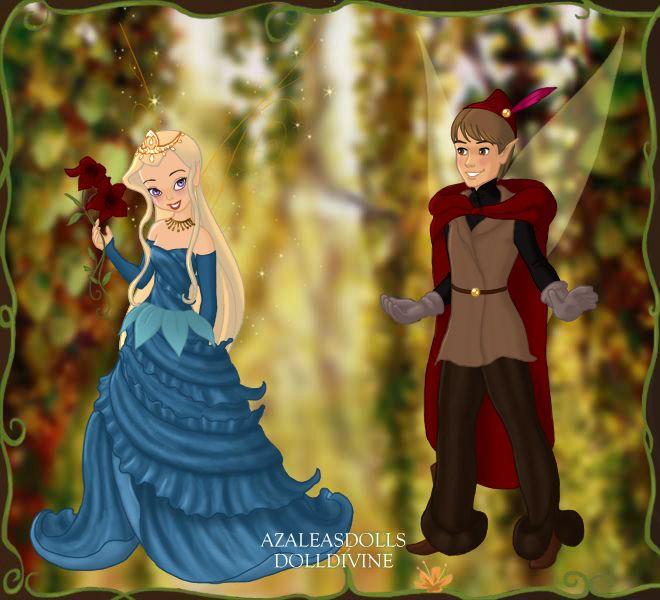 Aurora And Philip Pixie Scene Maker Scene Maker Aurora
