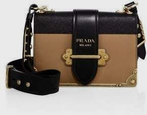 157304728268 City Saffiano Leather Cahier Bag  shoulder adjustable strap Checking out Prada  handbags authentic or Prada handbags ebay then Click VISIT link to read  more ...