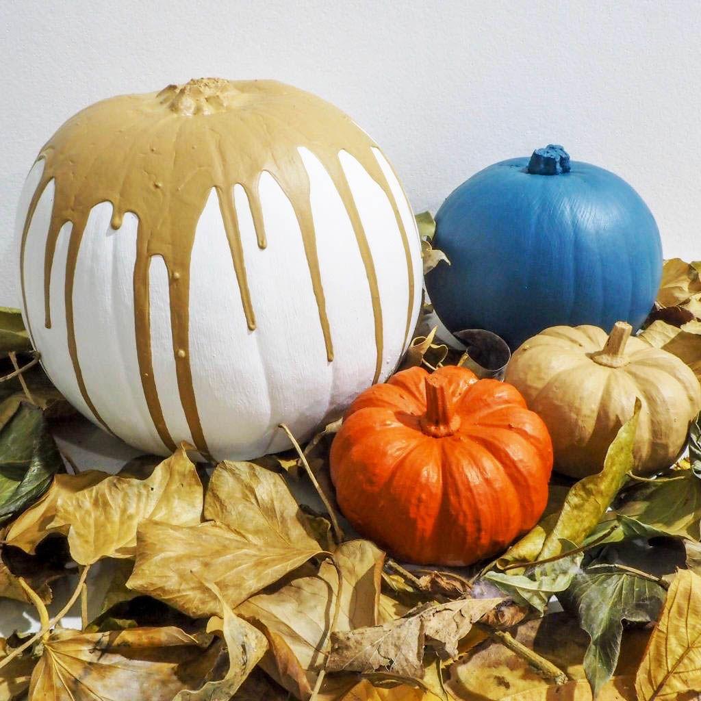 Quatre idées peinture DIY pour Halloween ! Diy halloween