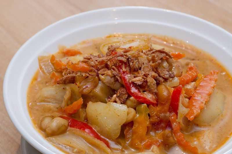 Massaman Curry by May's Thai Restuarant (NZ) Photos by