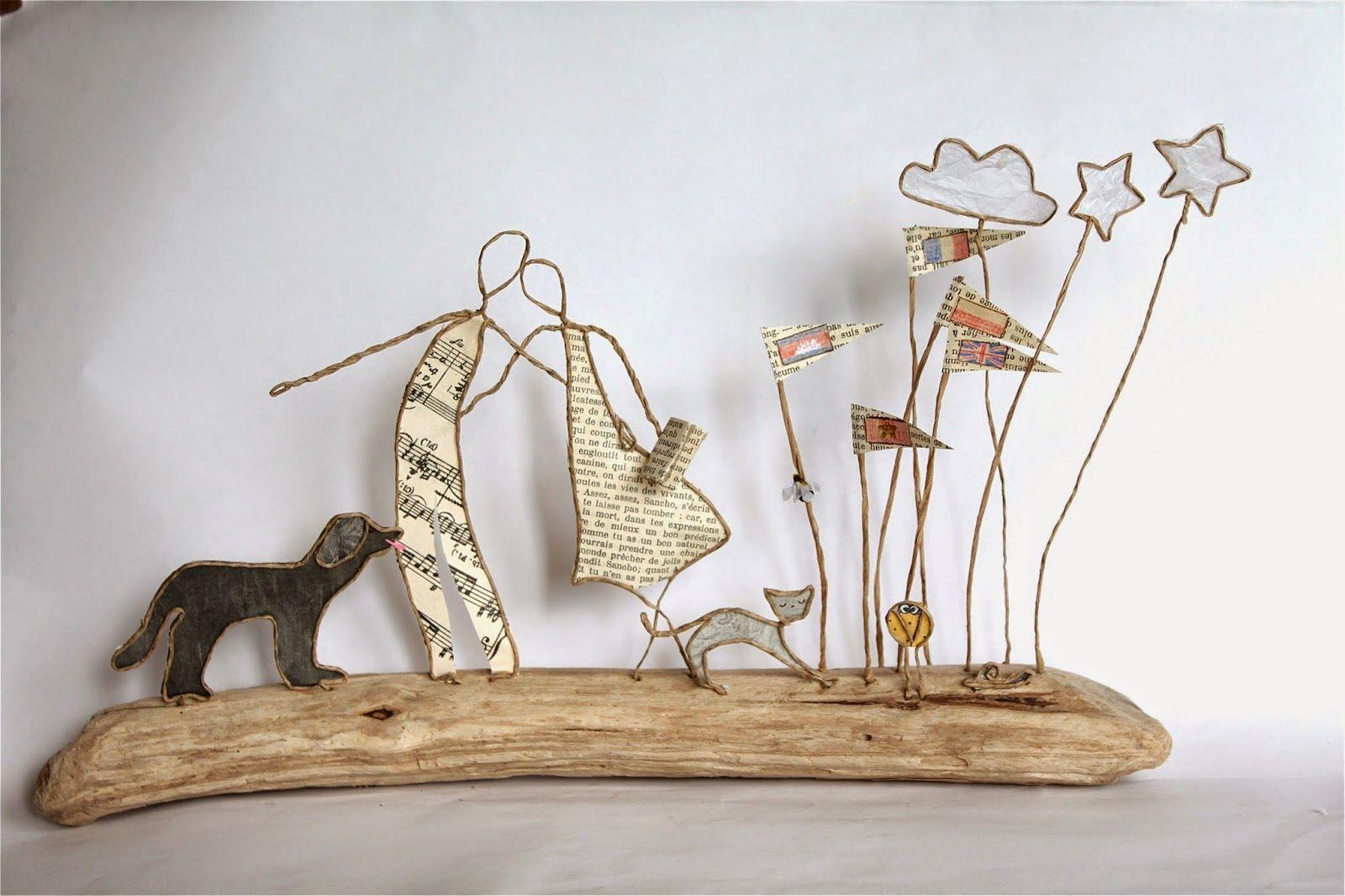 """Chez Epistyle """"papiers sculptés"""" toujours de très belles créations, pleines de poésie, inspirées par la """"vie en vrai"""" .... qui sont autant de beaux cadeaux ..."""