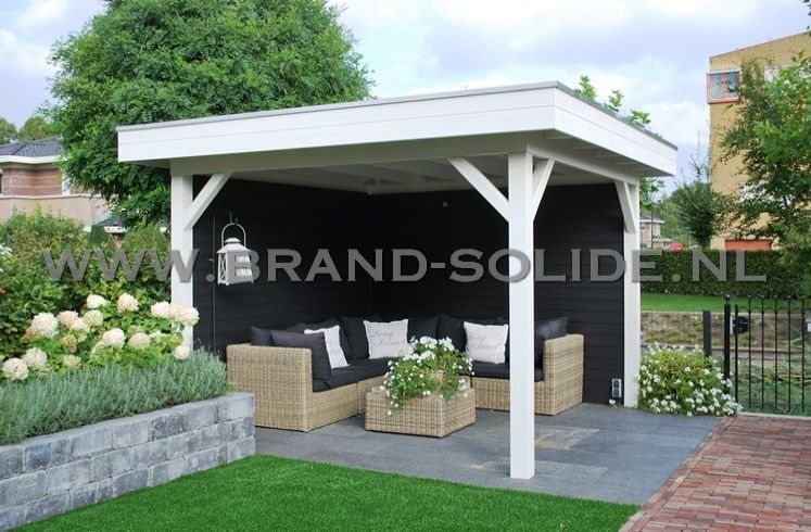 brand-solide.nl | project tuin - porch veranda, outdoor rooms en