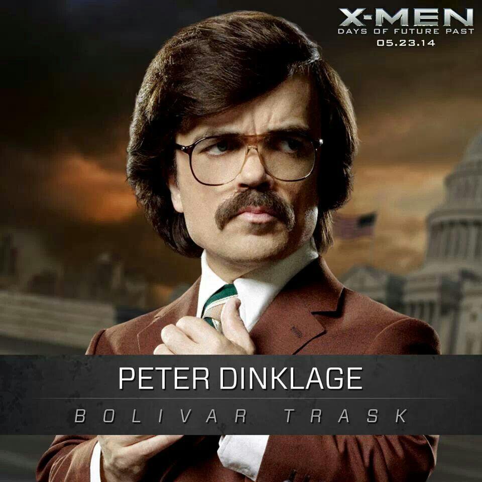 Peter Dinklage As Bolivar Trask X Men Bolivar Trask Days Of Future Past