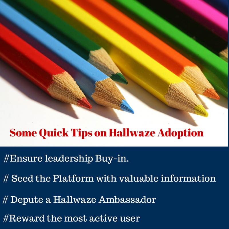 Some Quick Tips On #Adoption. Log on towww.Hallwaze.com