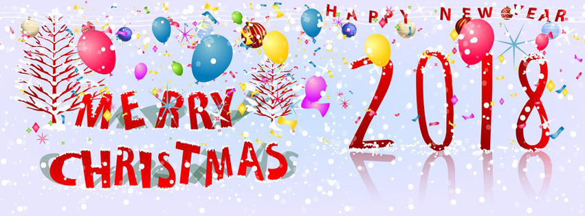 Image result for merry christmas and happy 2018