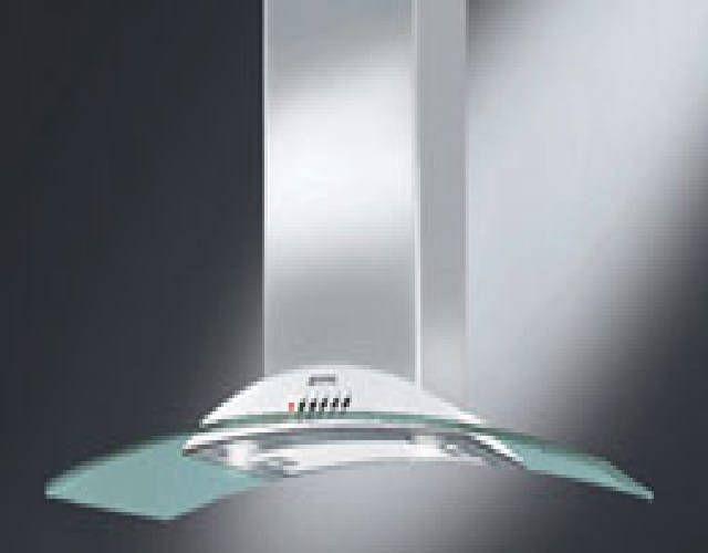 Smeg Ksev905x 90cm Curved Glass Cooker Hood Curved Glass Cooker Hoods Glass