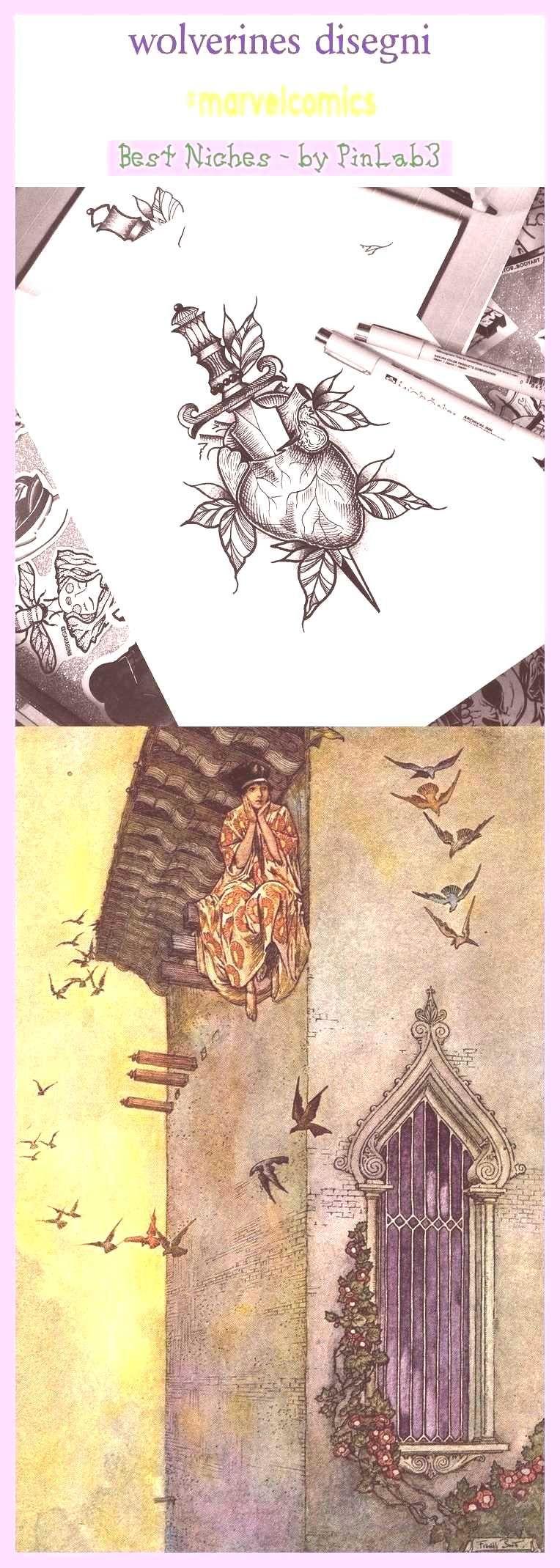 Wolverines drawings Vielfr...