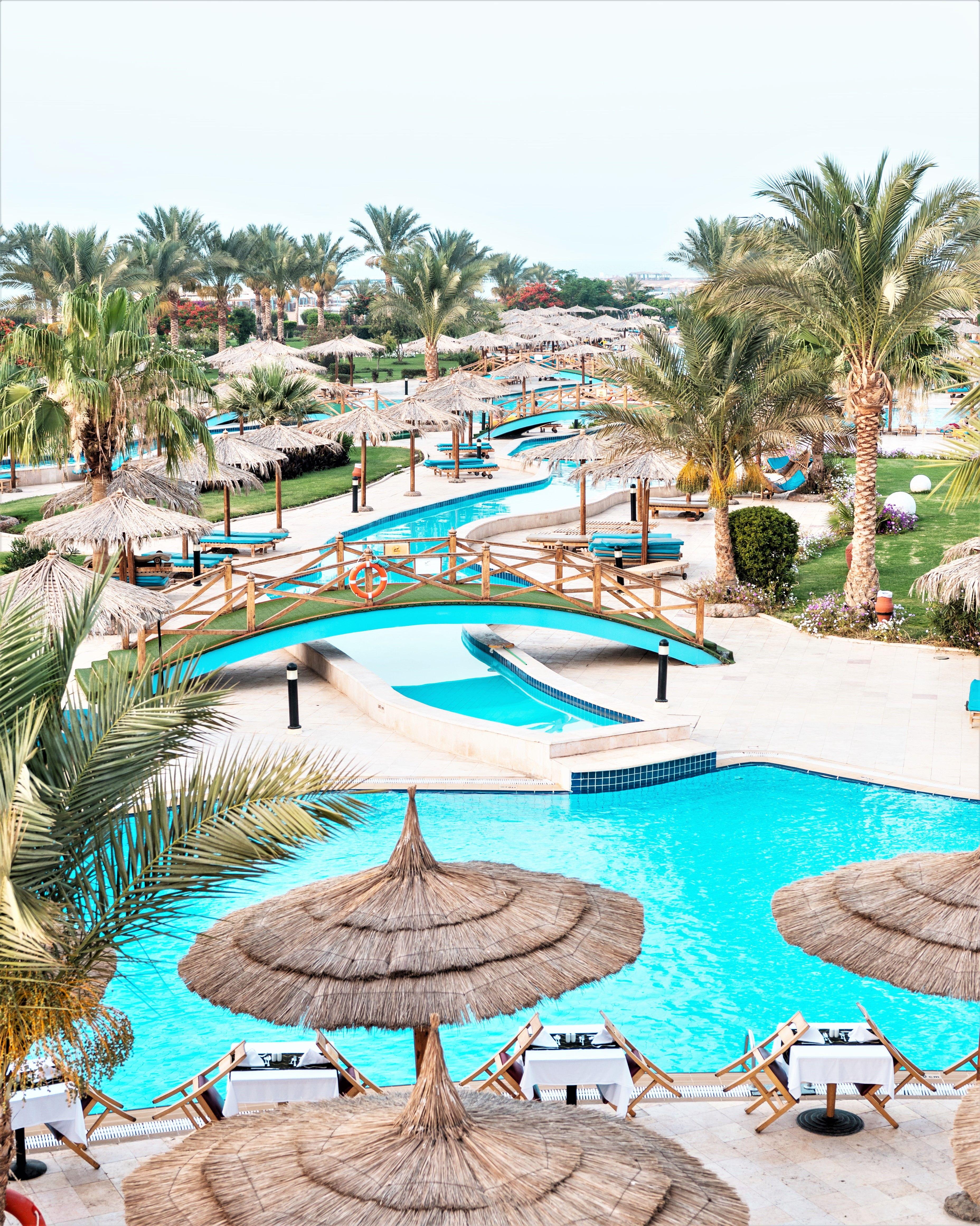 Hilton Long Beach Hurghada Hotel Tipp