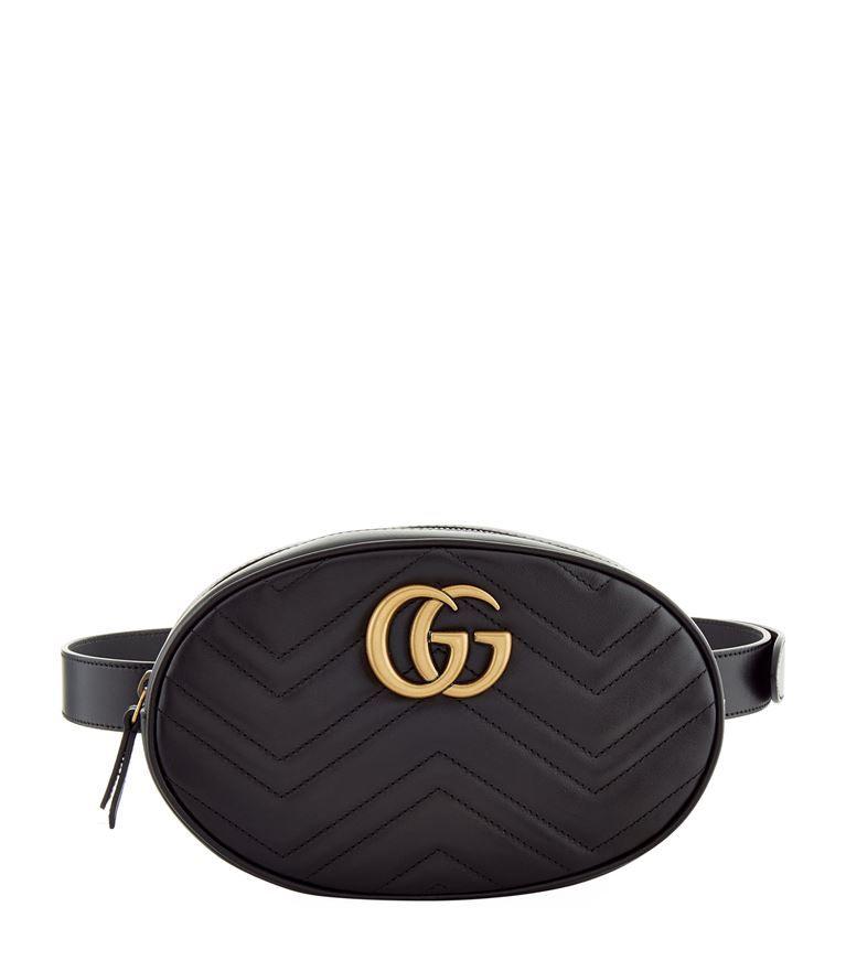 Torebka Gucci Gg Marmont Belt Bag Jak Nosic I Ktory Model Kupic Belt Bag Gucci Gucci Marmont Matelasse