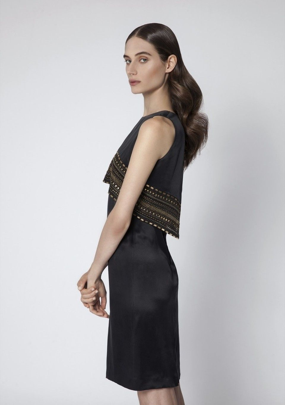 Dress by #Maskit from the spring/summer 15 collection exclusively on Betosee : http://www.betosee.com/collection/1344 #trends2015 #fashion #dress #womenswear