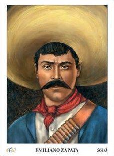 Super Bowl 50 Pays Tribute to Emiliano Zapata