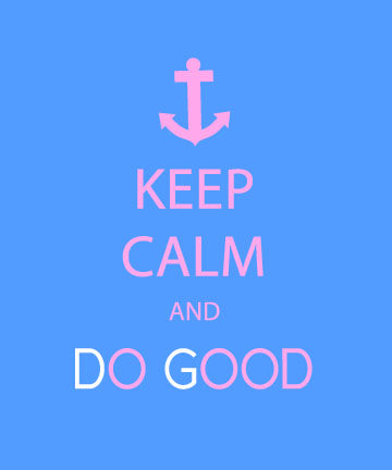 Delta Gamma Sisterhood Quote - Do Good