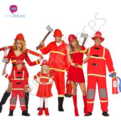 Disfraces para grupos Bomberos En mercadisfraces tu tienda de disfraces online, aquí podrás comprar tus disfraces para Carnaval o cualquier fiesta temática. Para mas info contacta con nosotros http://mercadisfraces.es/disfraces-para-grupos/?p=7
