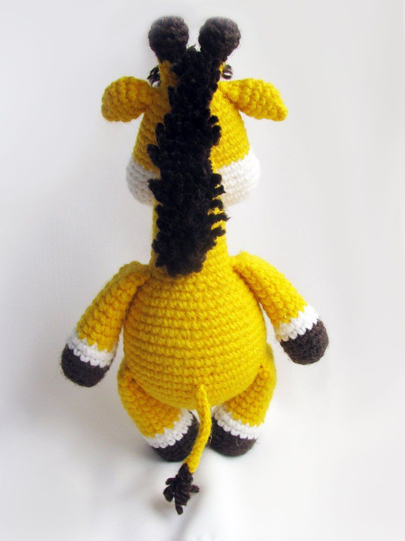 Baby giraffe crochet pattern - free amigurumi pattern | Crafts ...