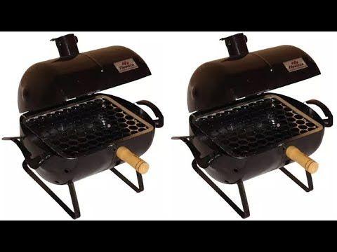 Mini Churrasqueira A Bafo Carvão Grill Para Mesa Produto Fabricado A Partir De Botijão De Geladeira Reciclado Asadores Caseros Quemador De Leña Cocina A Leña