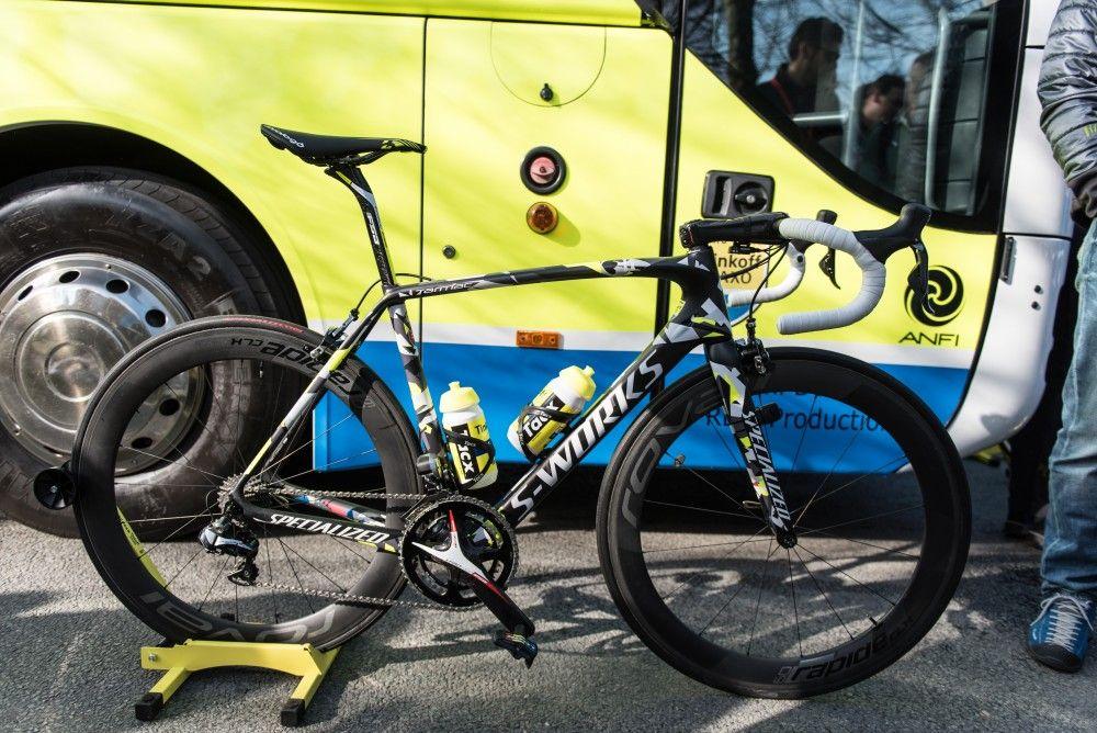 Peter Sagan S Specialized S Works Tarmac Paris Roubaix