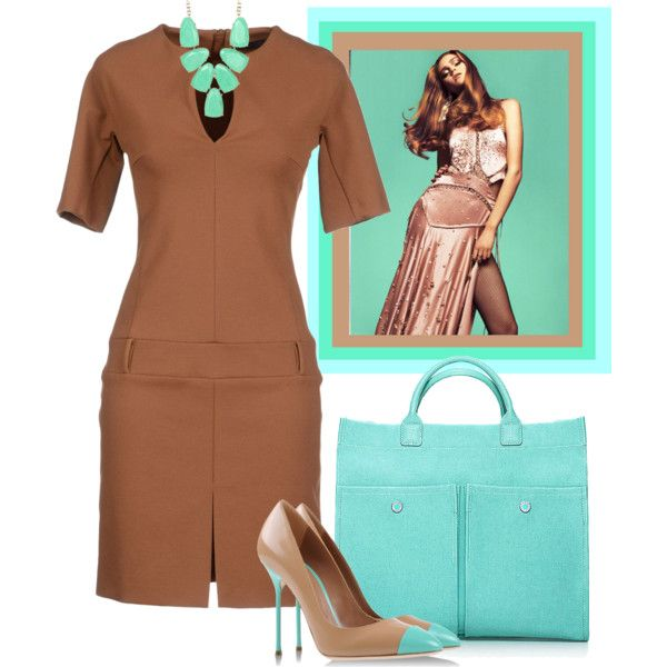 Untitled #241 by mandykich on Polyvore featuring moda, Pinko, Sergio Rossi, Tiffany & Co., Kendra Scott and JuJu