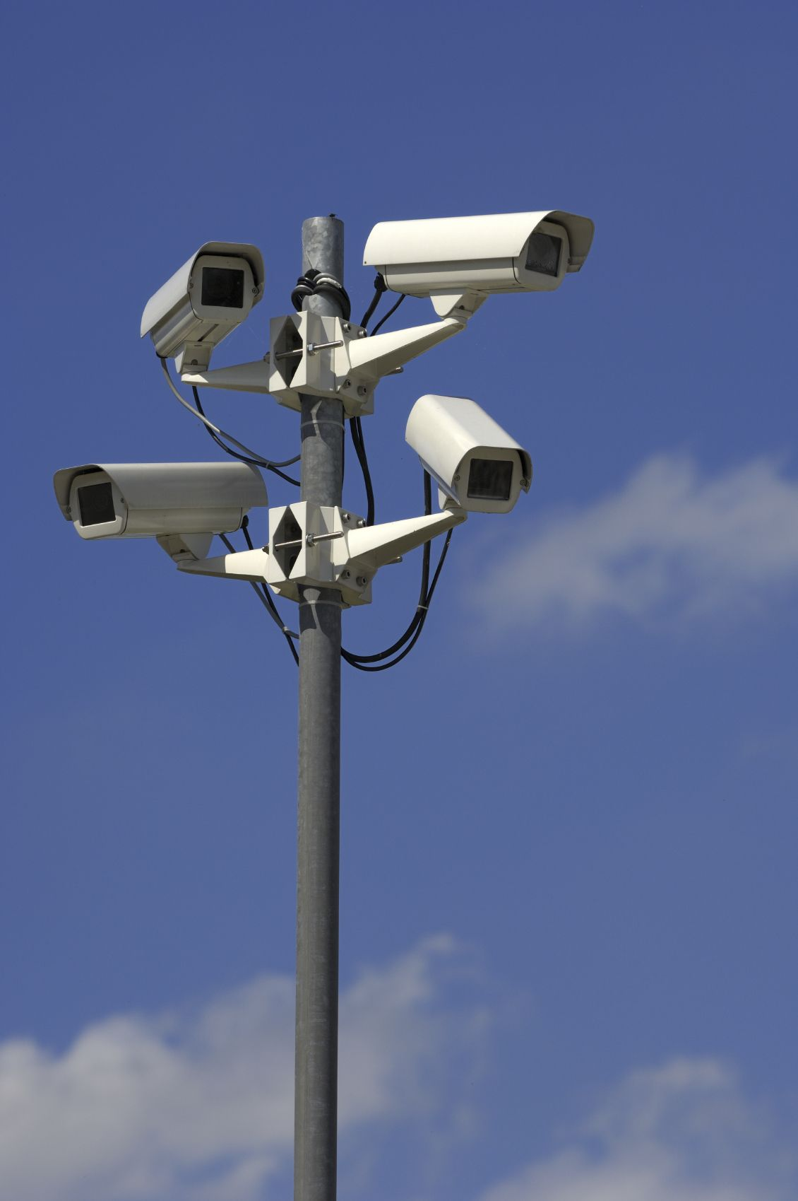 Parking Lot Video Surveillance Cameras San Diego Aps Art