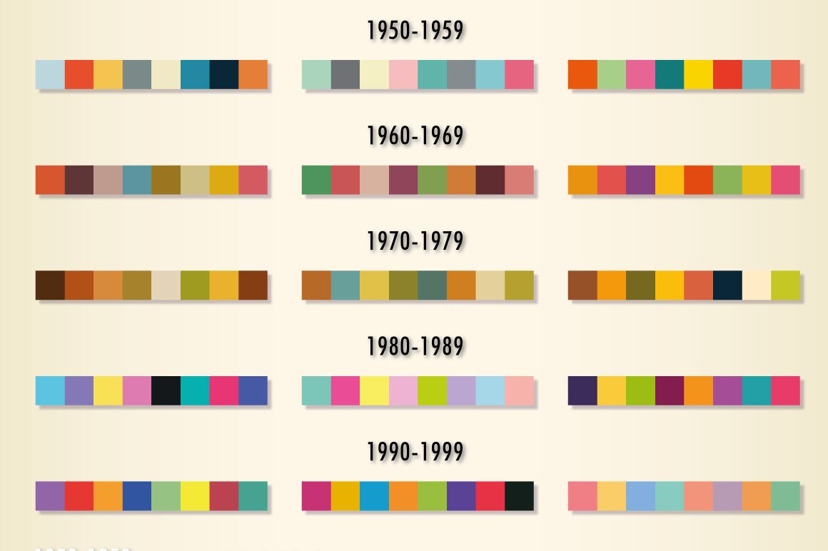 a century of color swatches bonus by the artifex forge. Black Bedroom Furniture Sets. Home Design Ideas