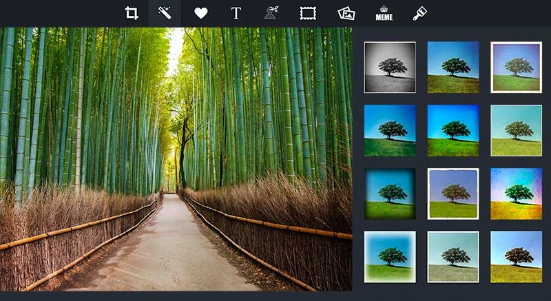 photo editor online free no download like photoshop