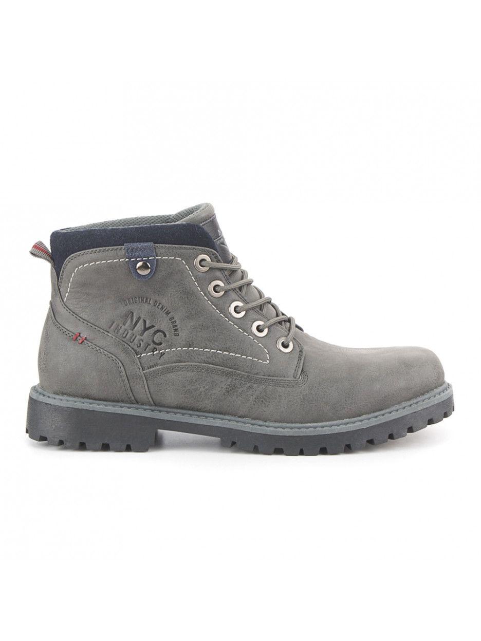 61b9e9ae49c Botas NYC para Hombre Online en Merkal | Взуття (Shoes) en 2019 ...