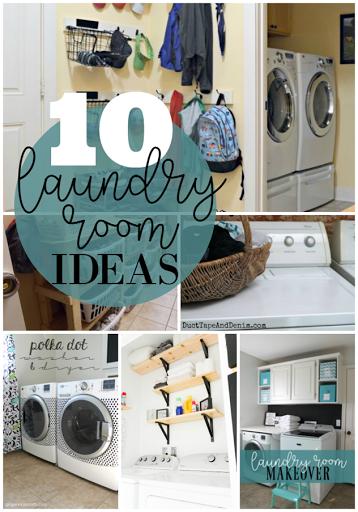 10+ Laundry Room Ideas